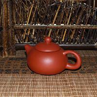 Чайник глиняный красный, 130 мл