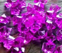 """Кристаллы """"Большие камни"""" осколки 1,5х1,5 см, 100 гр розовые"""