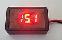 Вольтметр цифровой автомобильный mini