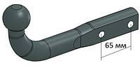Крюк на Фаркоп. Кованый шар (30 см)