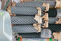 Сетка Рабица оцинкованная 35х35 1,2м