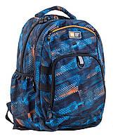 Рюкзак подростковый ортопедический ТМ 1 Вересня T-31 Brad, фото 1