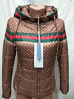 Куртка весна-осень гуччи (модель 151)