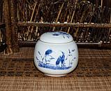 Фарфоровая баночка для чая, фото 2