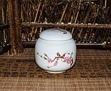 Фарфоровая баночка для чая, фото 3