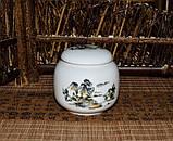 Фарфоровая баночка для чая, фото 4