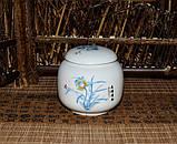 Фарфоровая баночка для чая, фото 5