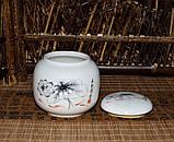 Фарфоровая баночка для чая, фото 8