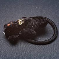 Резинка детская Мишка черный