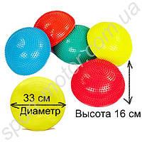 Полусфера массажная балансировочная Balance Kit 33 см