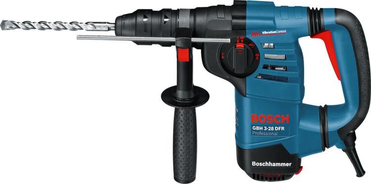 Перфоратор Bosch GBH 3-28 DFR