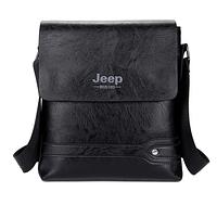 Сумка мужская Jeep черная2