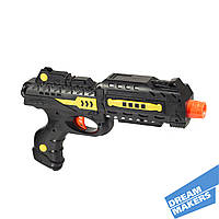 Игрушечное оружие «Миссия» (M01+) водный пистолет Атака ПАК–25