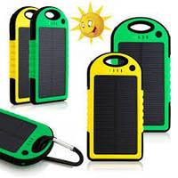 100 % ОРИГИНАЛ Портативное зарядное устройство Power Bank SOLAR 20000mAh с солнечной зарядкой