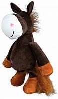 34830 Trixie Игрушка Лошадь, 32 см