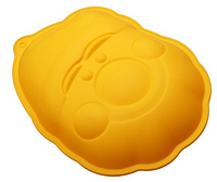 Силиконовая форма для выпечки Санта Клаус EM7140 16,5*12,5*2,5cm (Empire Эмпаир Емпаєр)