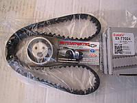 Ремень ГРМ + ролик металический Логан LOGAN 1.4  1,6  (-2010)  EX-77024