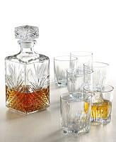 EM226041  BORMIOLI ROCCO Selecta Набор подарочный для виски, 7 предметов (Empire Эмпаир Емпаєр)