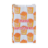 Упаковка для картошки фри (до 250гр.) 1070 (1000шт)