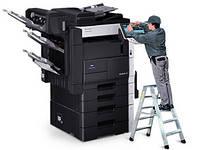 Ремонт и сервис копиров, принтеров,мфу