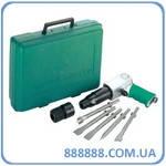 Набор пневматического инструмента молоток+насадки JAH-6833HK Jonnesway