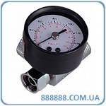 Воздушный регулятор 160 PSI с измерителем давления ACC-3806R Jonnesway