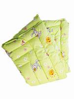 Одеяло с овчиной детское 1,1*1,45 (Одеяла из овчины)