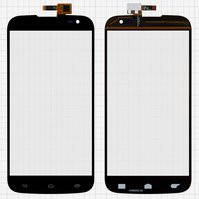 Сенсорный экран для мобильных телефонов BLU D650 Studio 6.0, D651L Studio 6.0 HD, D651U Studio 6.0 HD; Gigabyte GSmart Saga S3, черный,