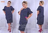 Платье женское норма+большой размер