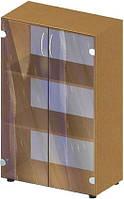 Шкаф для бумаг БЮ 417, 700х347х1103 мм