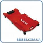 Лежак автослесаря подкатной пластиковый 1020x480x115mm JCM-0300  TOPTUL