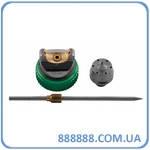 Сменная дюза 1,7 мм для краскопульта JA-HVLP-1080G-N17 Jonnesway