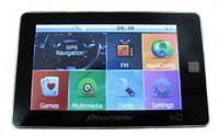 """Автомобильный GPS навигатор X102 7"""" 4GB"""