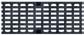 Решетка V 300 продольно-поперечная, чугун, C250