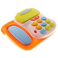 Развивающие и обучающие игрушки «Mommy Love» (TT13) Говорящий телефон