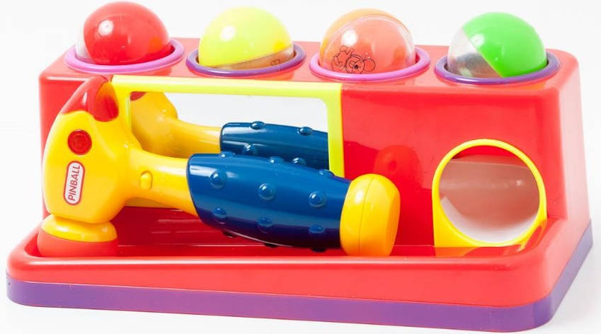 Развивающие и обучающие игрушки «Mommy Love» (599) Веселый молоточек, фото 2