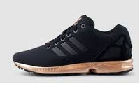 Кроссовки Adidas ZX Flux Light Copper Metallic