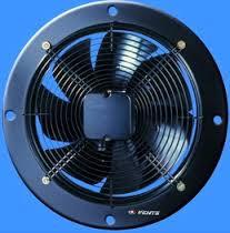 Осьовий вентилятор Вентс Vents ОВК 2Е 200