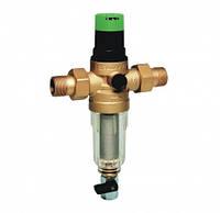HoneyWell FK06-1/2 AA Фильтр для холодной воды с редуктором давления