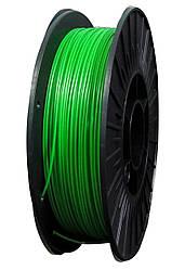 АБС нить 0,5 кг зеленый, 1.75 мм пластик для 3d печати