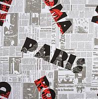 Римские шторы . Хлопок, Париж, Из хлопка