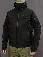 Куртка Marson Softshell Tactical (черная), фото 1