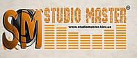 Студия звукозаписи STUDIO MASTER - аранжировка,запись вокала,сведение,мастеринг.
