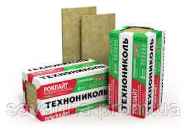 Изоляция базальтовая 1200*600*50 РОКЛАЙТ 50мм 30кг/м.куб. (5,76 м.кв./ упак.)