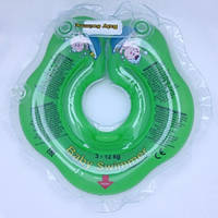 Круг для купания малышей 3-12 кг (Зеленый), BabySwimmer