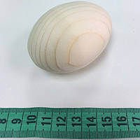 Яйца 7 см деревянные