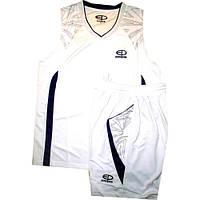 Баскетбольная форма Europaw белая