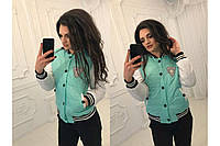 """Женская куртка """"Клен+++"""" батал"""