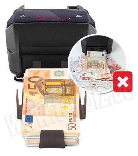 PRO Moniron Dec ERGO Автоматичний детектор валют, фото 4