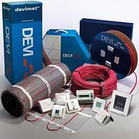 Нагревательный кабель DEVIflex 18Т (230W) (230V)  13м  двухжильный со сплошным экраном